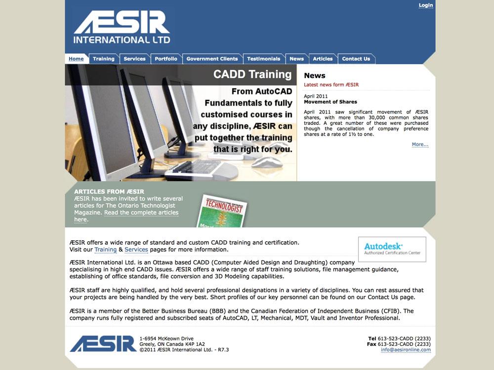 ÆSIR International