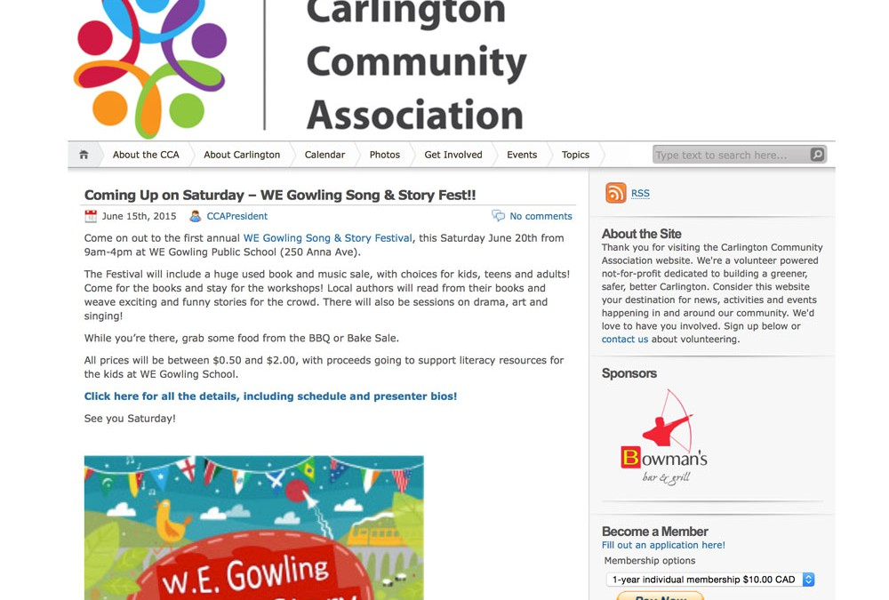 Carlington Community Association