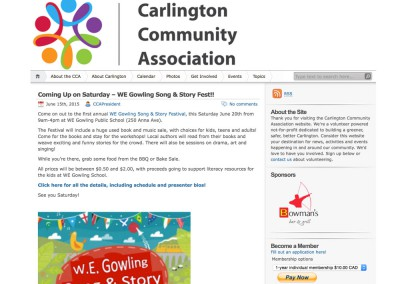 Carlington Community Association